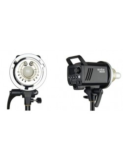 Godox MS200 flash de estudio con receptor X inalámbrico