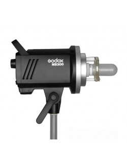Godox MS300 flash con receptor X de radio inalámbrico