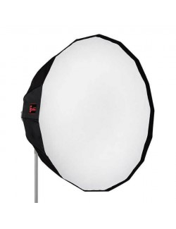Softbox Parabolica Jinbei Deep 90 cm para flashes de estudio